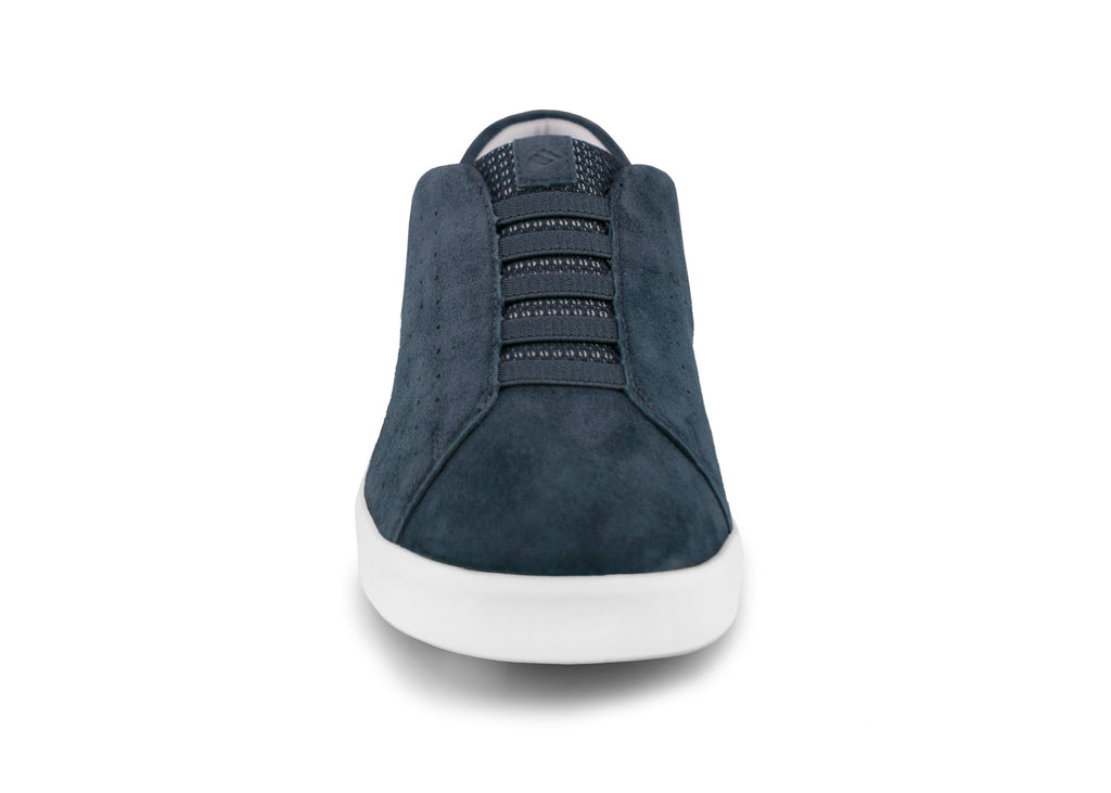 Miami Navy Suede