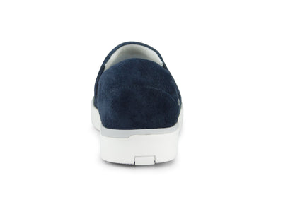 Paris Navy Suede