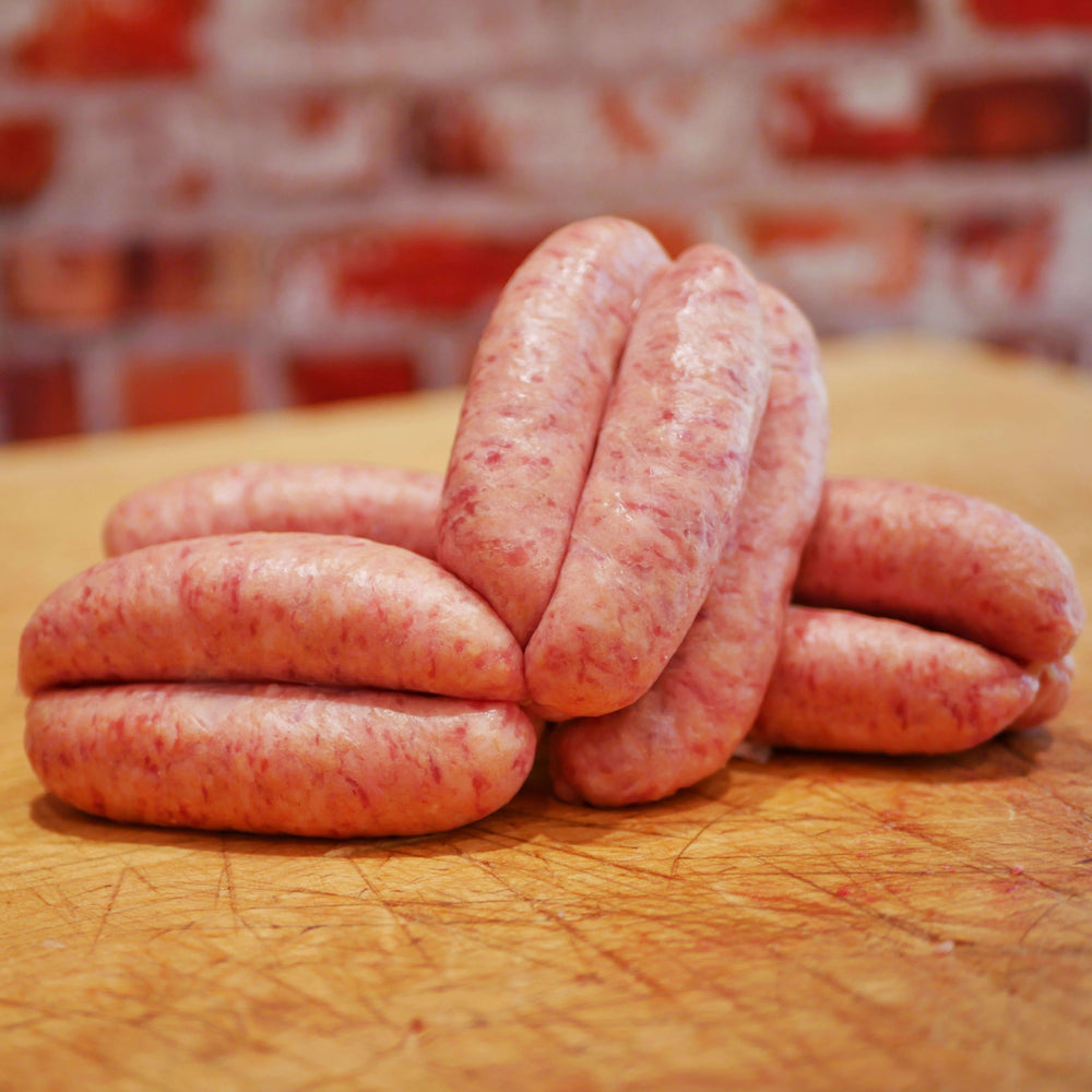 Cambridge Pork Sausages