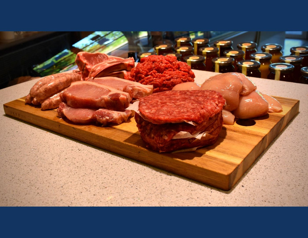 Mixed Meat Box (3 Sizes)