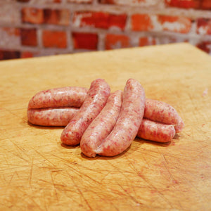 Old English Pork Sausages