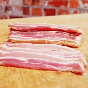 Smoked Dry Cured Streaky Bacon