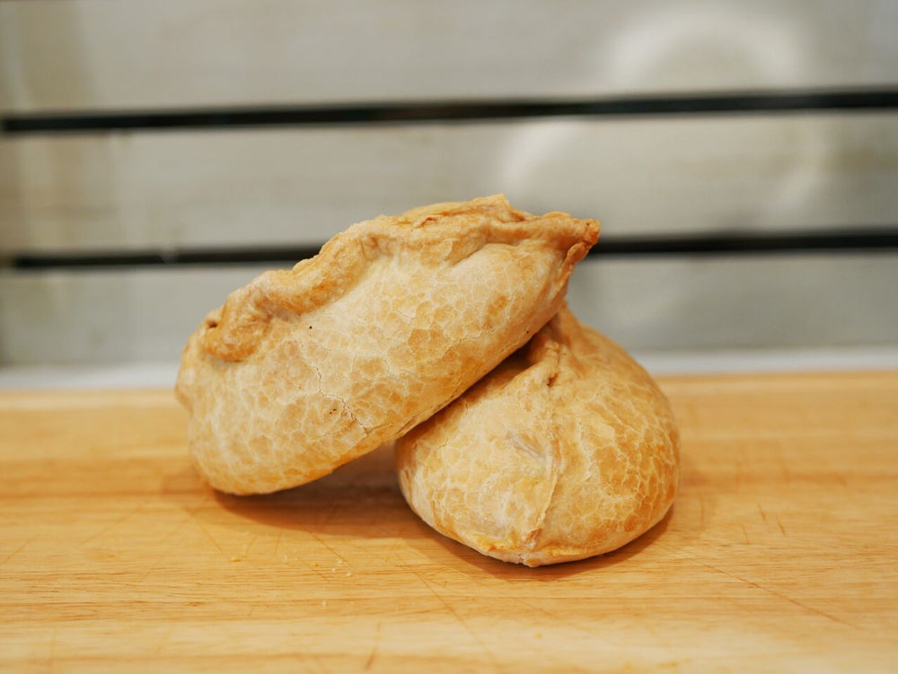Handmade Traditional Pasty