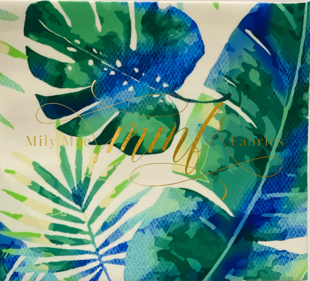 Tropic Watercolor