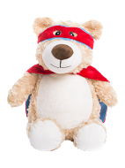 Hero Bear Personalized Teddy Bear – Cubbies®
