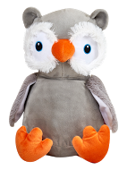 Owlfred the Owl Personalized Teddy Bear – Cubbies®