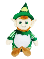 Leprechaun Personalized Teddy Bear – Cubbies®