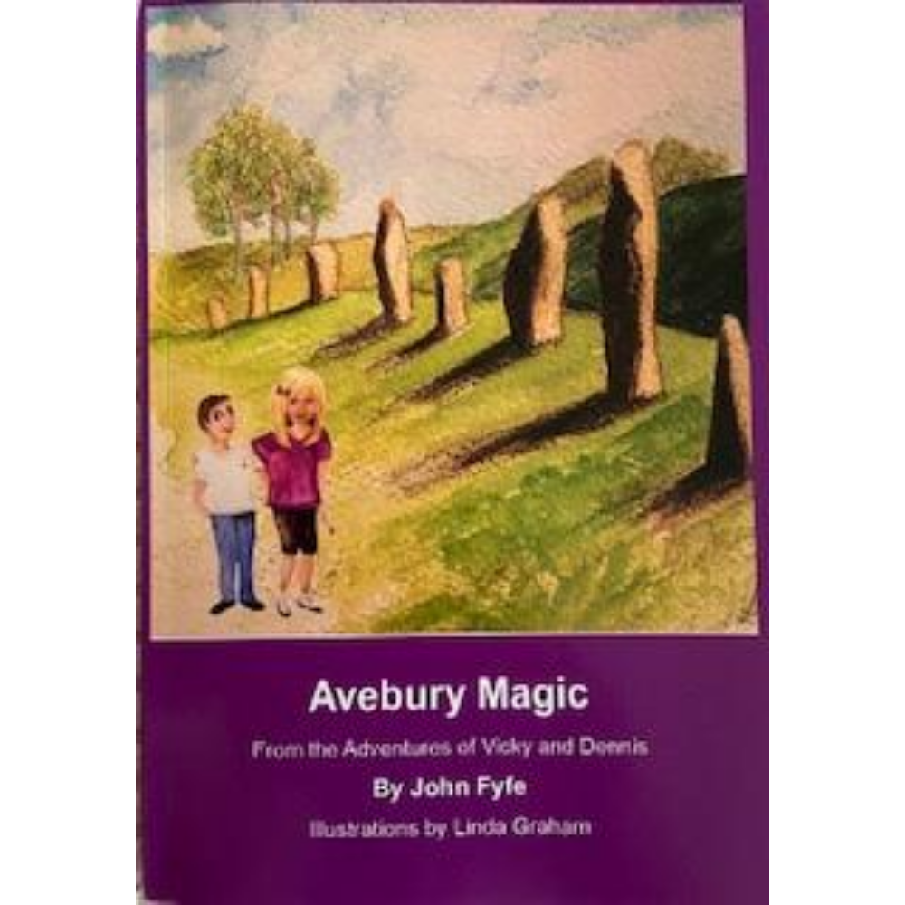 Avebury Magic ~ Children's Book ~