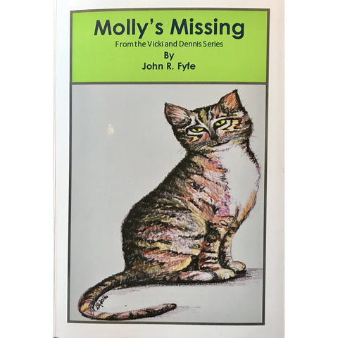 Molly's Missing ~  Children's Book