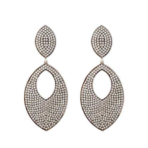 Diamond Renaissance Earrings