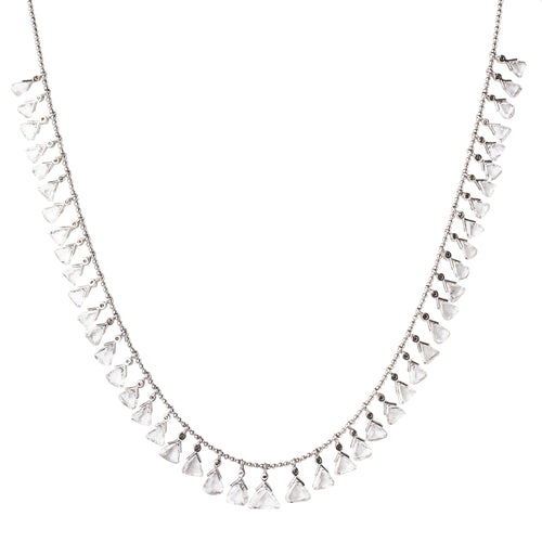 Diamond Slices of Heaven Necklace