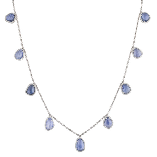 Empress's Sky Necklace