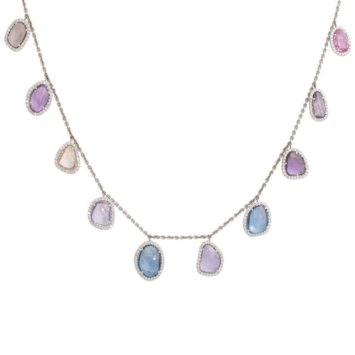 Empress's Rays of Color Necklace