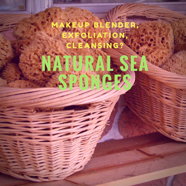 Natural Sea Sponges Benefits