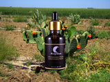 Moroccan Halo: Prickly Pear Seed Oil - Moonlight Beauty