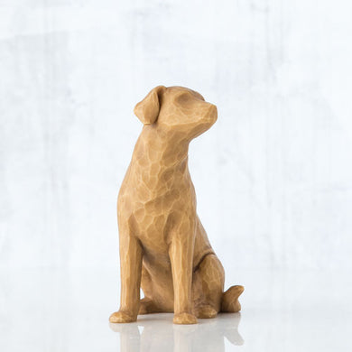 Love My Dog- Figurine