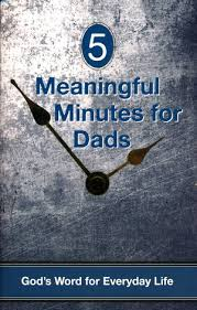 5 Meaningful Minutes for Dads