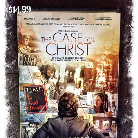 The Case for Christ with Bonus CD