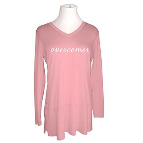Ladies Apparel: Overcomer