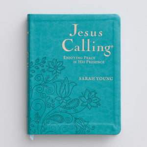 Jesus is Calling Devotional - Teal