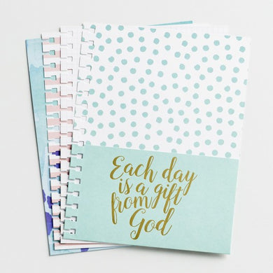 Planner Pocket Divider, Each Day is a Gift