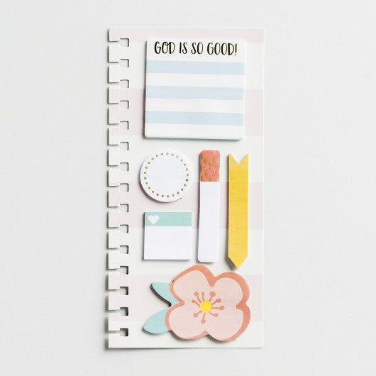 Planner Agenda-Inspirational Sticky Notes
