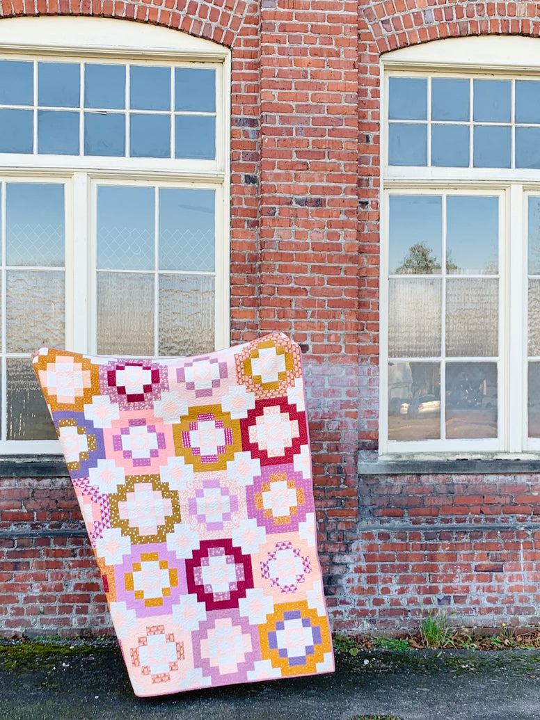 Southwest Sunshine Quilt Kit