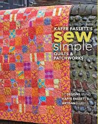 Sew Simple Book by Kaffe Fassett - 40% OFF DOORBUSTER