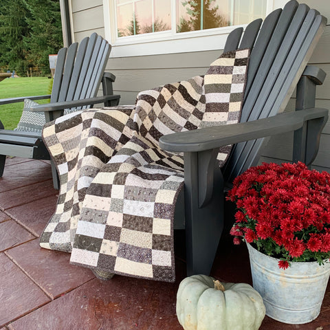 Striped Delight Quilt Kit