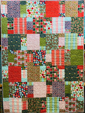 To Be Jolly Quilt Kit
