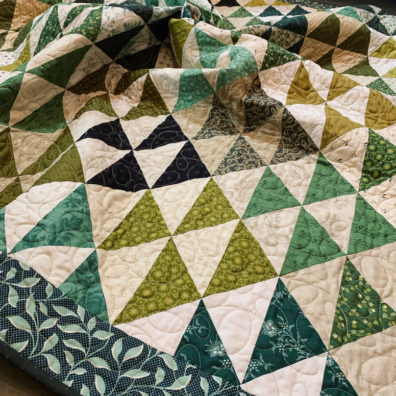 Evergreen Quilt Kit