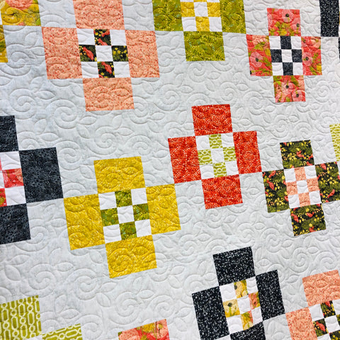 Smarty Pants Quilt Kit