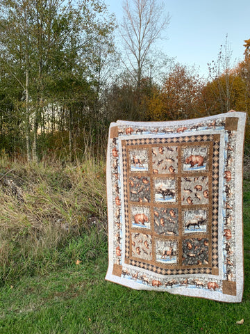 High Country Quilt Kit
