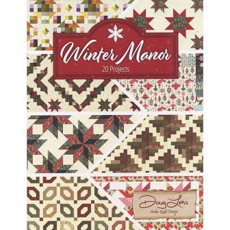 Winter Manor Book - 40% OFF DOORBUSTER