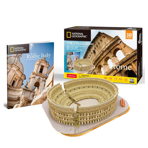 COLISEO ROMANO NATIONAL GEOGRAPHIC