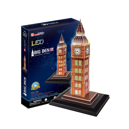 BIG BEN LED - CubicFuncl