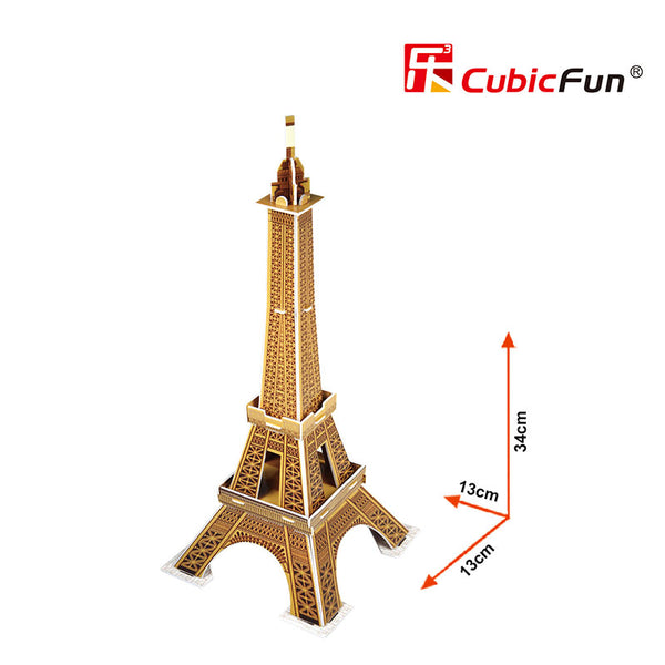 EIFFEL TOWER MINI - Cubicfun - Puzzle 3D
