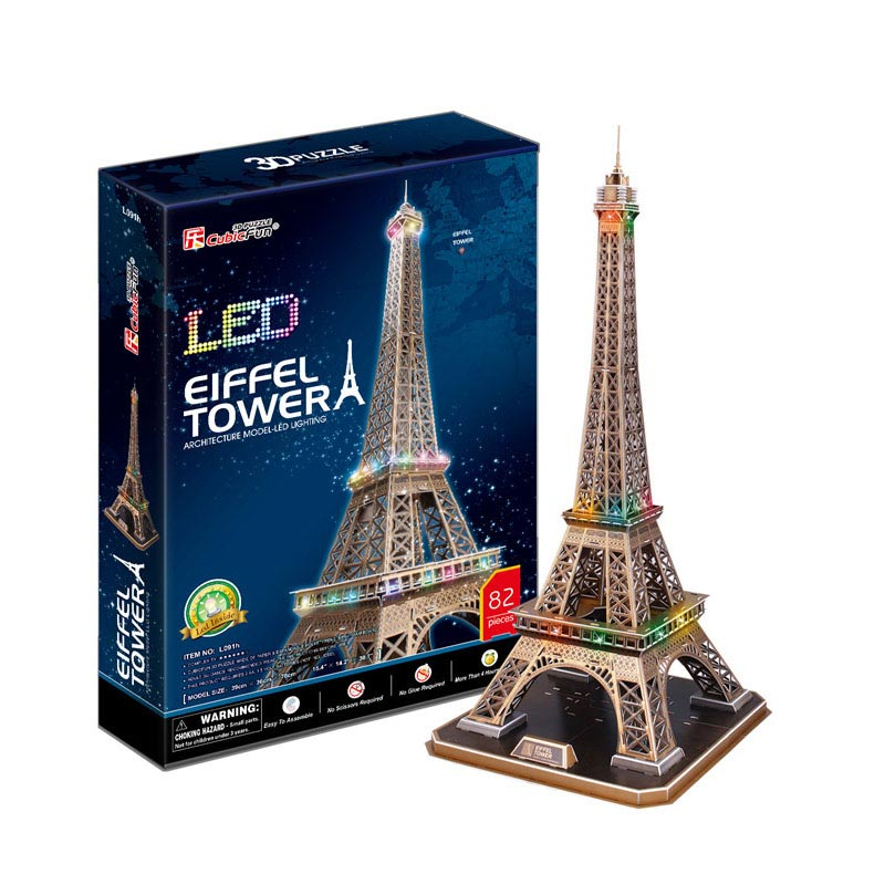 TORRE EIFFEL LED