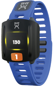 IHT ZONE physical education heart rate monitor (For Use With Existing IHT Spirit Software Users)