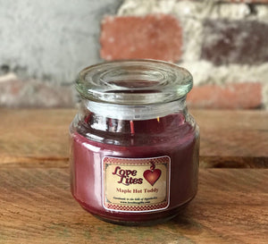 16oz Triple Scented Jar Candle