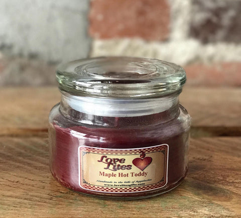 8oz Triple Scented Jar Candle