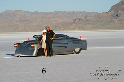 The Salt Flats Prints