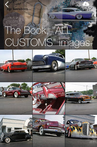 """All Customs"" Images On Canvas Or Metallic Print."