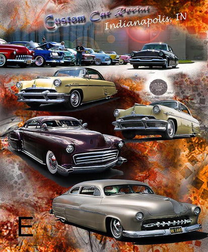 16X20 Custom Car Canvas Print / 3 Options