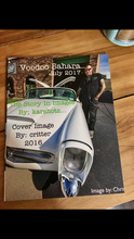 Voodoo Sahara Build & Coloring Book