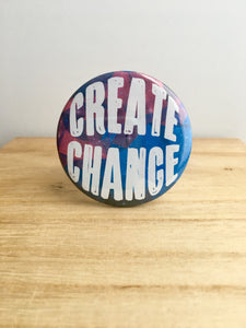 Create Change Pin or Magnet