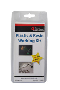 Plastic and Resin Detail & Finishing Kit