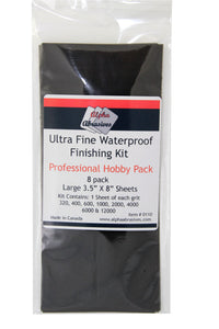 Waterproofing - Ultra Fine Waterproof Finishing Kit