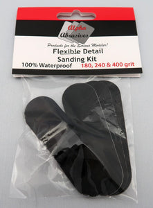 Sanding - Flexible Detail Sanding Kit