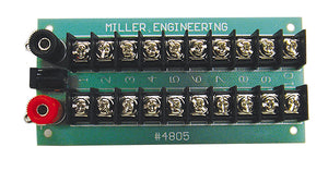 Power Distribution Board - Terminal PCB